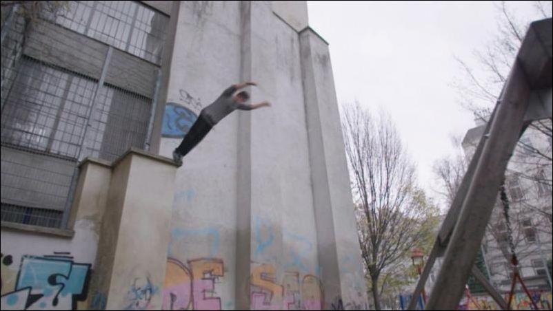 Невероятный прыжок