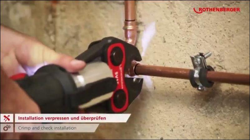 Инструменты немецких сантехников