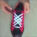 5 необычных способов завязать шнурки