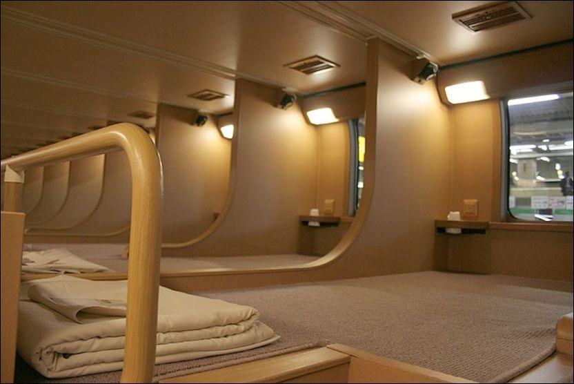 Картинки по запросу японский плацкартный поезд