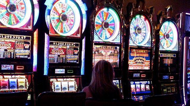 игровые автоматы - настоящий азарт